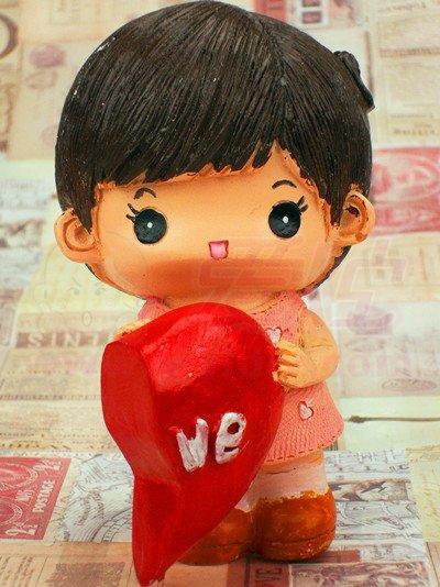 红领巾娃娃 卡通