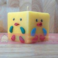 菱形小鸭DIY蜡烛