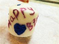 生日蜡烛DIY制作教