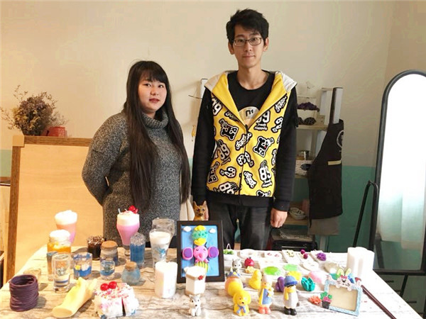 分享烛生活儿童乐园DIY手工坊的王店长总部基地