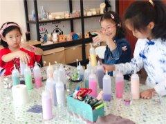 儿童DIY创意乐园分享美好的手工时光