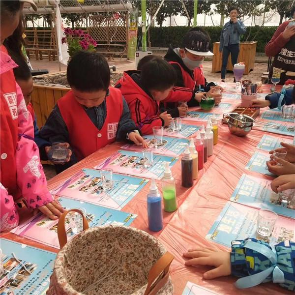手工店加盟儿童果冻蜡烛渠道活动分享